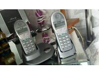 Double house phone ( text or email)