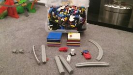 large bundle 80's lego