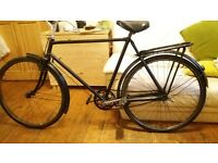 1950s elswick vintage bike in great condition