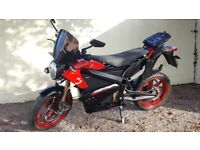 Zero ZF9 2012 Electric Motorcycle + extras. Low mileage, great condition and a great commuter