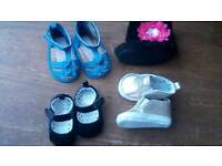 Babys girls first shoes ,trainers,boots or sandals