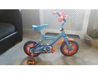 Thomas the tank engine bike 12 Inch