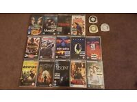 Psp games and umds
