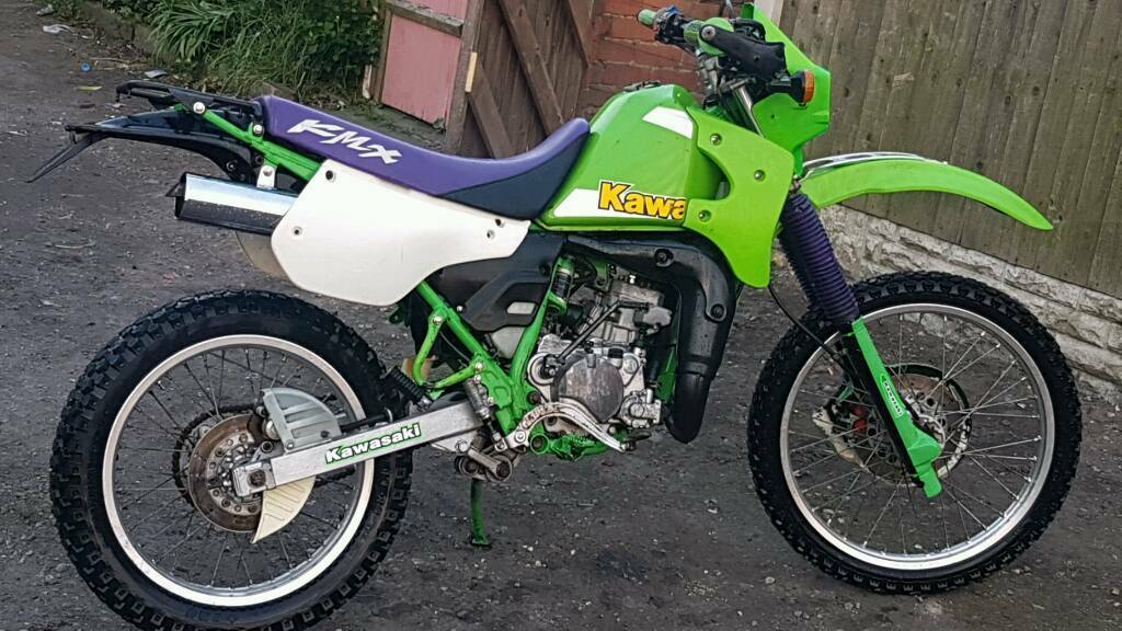 kawasaki kmx 125 2003 in denaby main south yorkshire gumtree