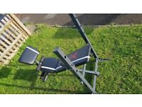 Workout bench - can deliver