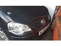 Volkswagen POLO 2009, Breaking and selling for parts