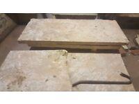 Yorkshire Slab Stones