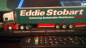 Eddie Stobart Scania Topline Curtainside