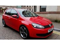 """2009 [59] VOLKSWAGEN GOLF 2.0 TDI """"£30 ROAD TAX"""" 1 YEARS MOT PRIVACY GLASS-CRUISE(PART X WELCOME)"""