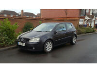Volkswagen Golf 2.0 GT TDI (140 BHP) + 2004/04 + MK5 + BLACK + 1 OWNER + FSH + 6 SPEED + NEW SHAPE +