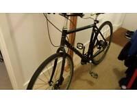 Ridgeback 7 speed hub disk brakes new wheels bike