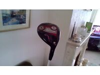 Callaway Big Bertha Alpha 815 3 wood with Speeder 665 shaft, stiff flex. Excellent condition.