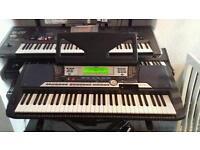 Yamaha keyboard,Yamaha PSR540, (not Korg,Roland,Casio)