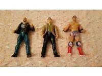 WWE / WWF Wrestling Figures - Titantron Live