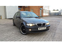 BMW 3 SERIES 2.0 320d SE 4dr,Low mileage,good car,bargain!!!