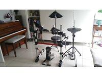 Yamaha Dtxpress 111 Drum Kit