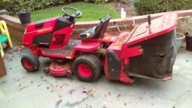 Countax K15 ride on mower