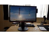 AOC 1080p, 144hz, 24Inch Monitor
