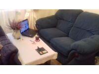 Sofa + armchair for sale !