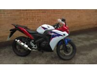 Honda CBR 125R 2011 Well looked after