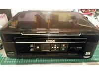 Epson printer, copper and scanner