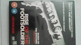 RISE OF THE FOOT SOLIDER 2 DISC SPECIAL EDITION.