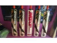 Brand new cricket bats