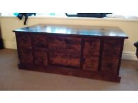 Next storage unit /apothecary chest