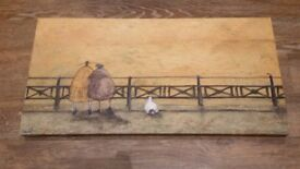 Canvas by Sam Toft