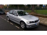 BMW 318i 2002 MANUAL £600