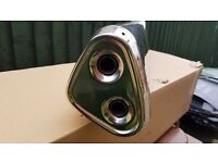Exhaust (Left handside as sitting on bike) Honda ST1300A2 M/Cycle