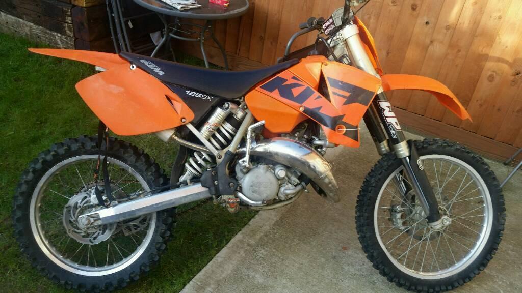ktm sx 125 2003