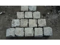 cobble stone setts/ and paving flags