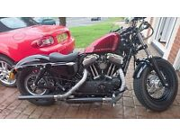 Harley Davidson 48 2015