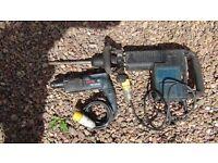 Bosch domolition breaker
