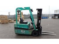 Mitsubishi Fork Lift Truck (electric)