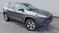 2015 Jeep Cherokee Trailhawk *-* Demo *-*