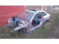 Mercedes Benz body shell