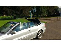 Volvo C70 convertible 1 YEAR MOT