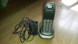 Panasonic landline phone. Excellent condition.
