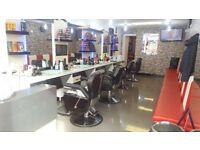 Barber shop for sale £35,000