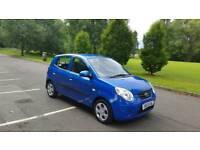 Kia picanto 1.1 petrol automatic very good conditions car 12 mot