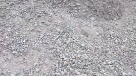 Crushed stone sub-base