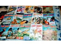 LOOK AND LEARN VINTAGE MAGAZINES. APPROX 25. CAN POST.