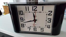 Laura Ashley retro wall clock