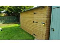 14ft x 6ft shed