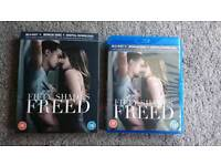 Fifty Shades Freed Blu Ray Bluray 50