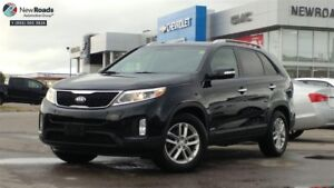 2014 Kia Sorento LX, AWD, Pwr Grp, One Owner, No Accidnet