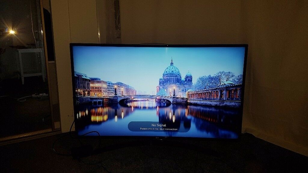 Lg Uhd Tv 4k 49uj63 49 123cm 49 In Erdington West