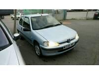 Peugeot 106 1.1 petrol 12 months mot